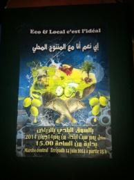 Affiche Marche EcoLoc PM